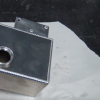 TIG Welding Aluminum Making A small fuel cell (gas tank)