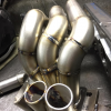 exhaust system 2